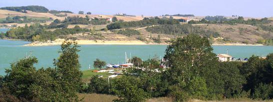 Baraigne lac