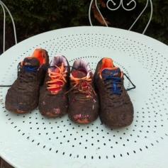 Patricia et ses chaussures
