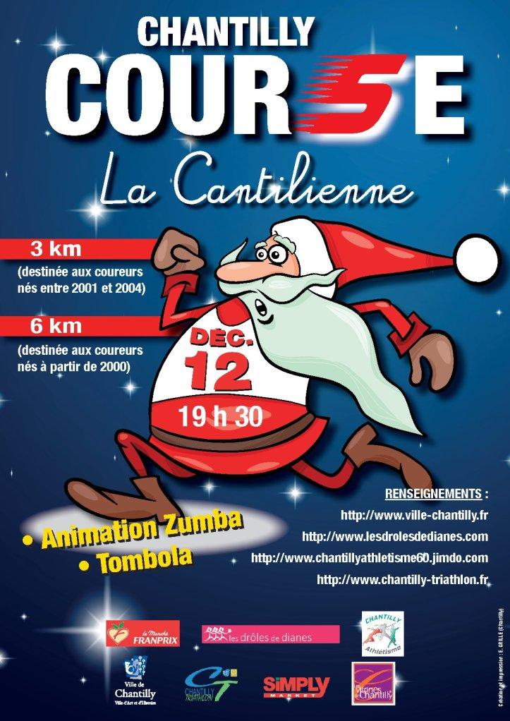 Course Cantilienne